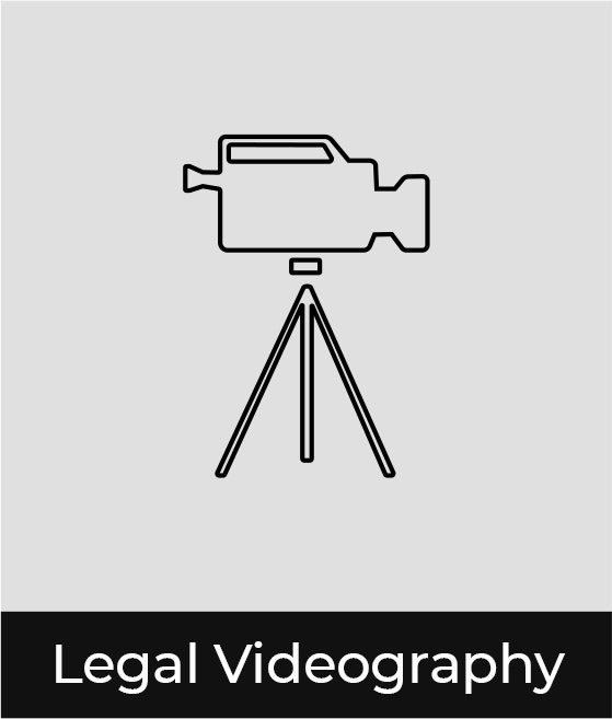 legal videography graphic