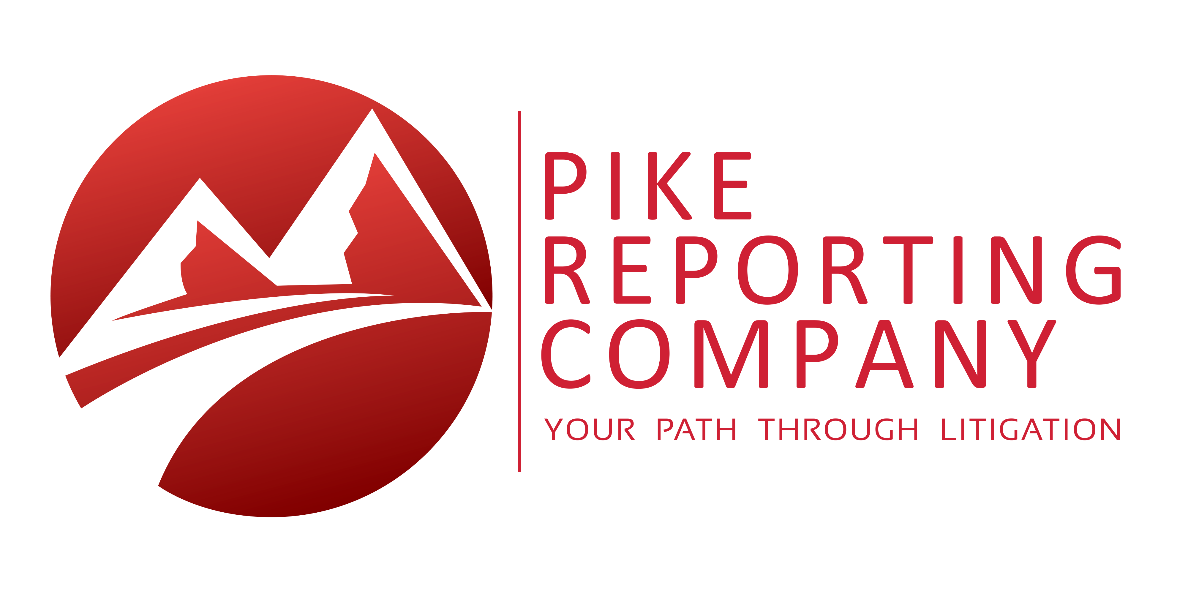 Pike Reporting Company logo